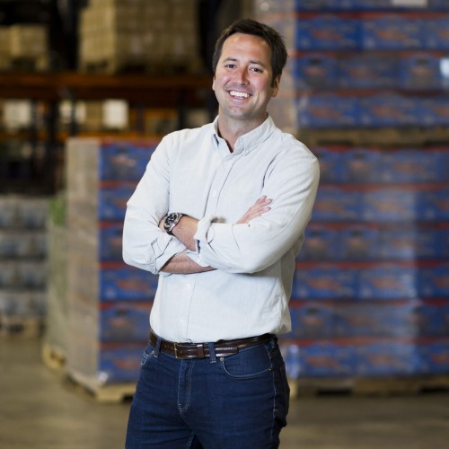 Nick Funchion, Vice President of Sales and Marketing