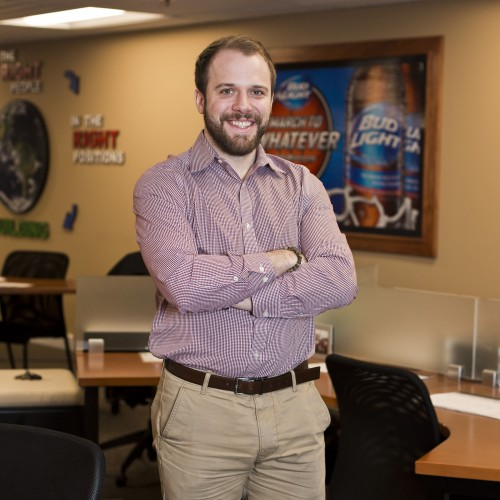 Marc Massetti, Sales Manager - Craft Brands