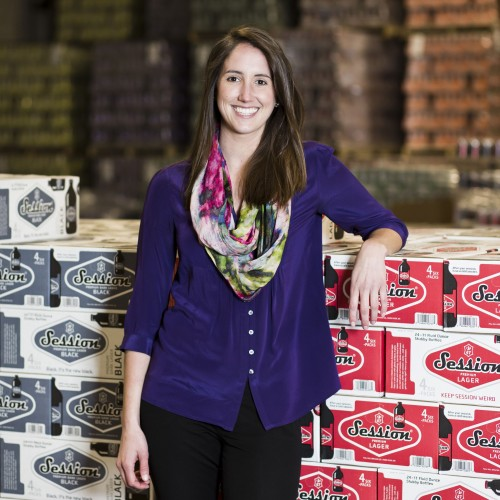 Caroline Funchion, Craft Brand Manager