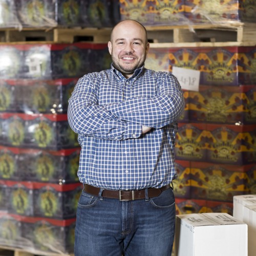 Pat O'Malley, Senior Craft Brand Manager