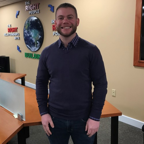 Dan Visconto, Sales Manager - Craft