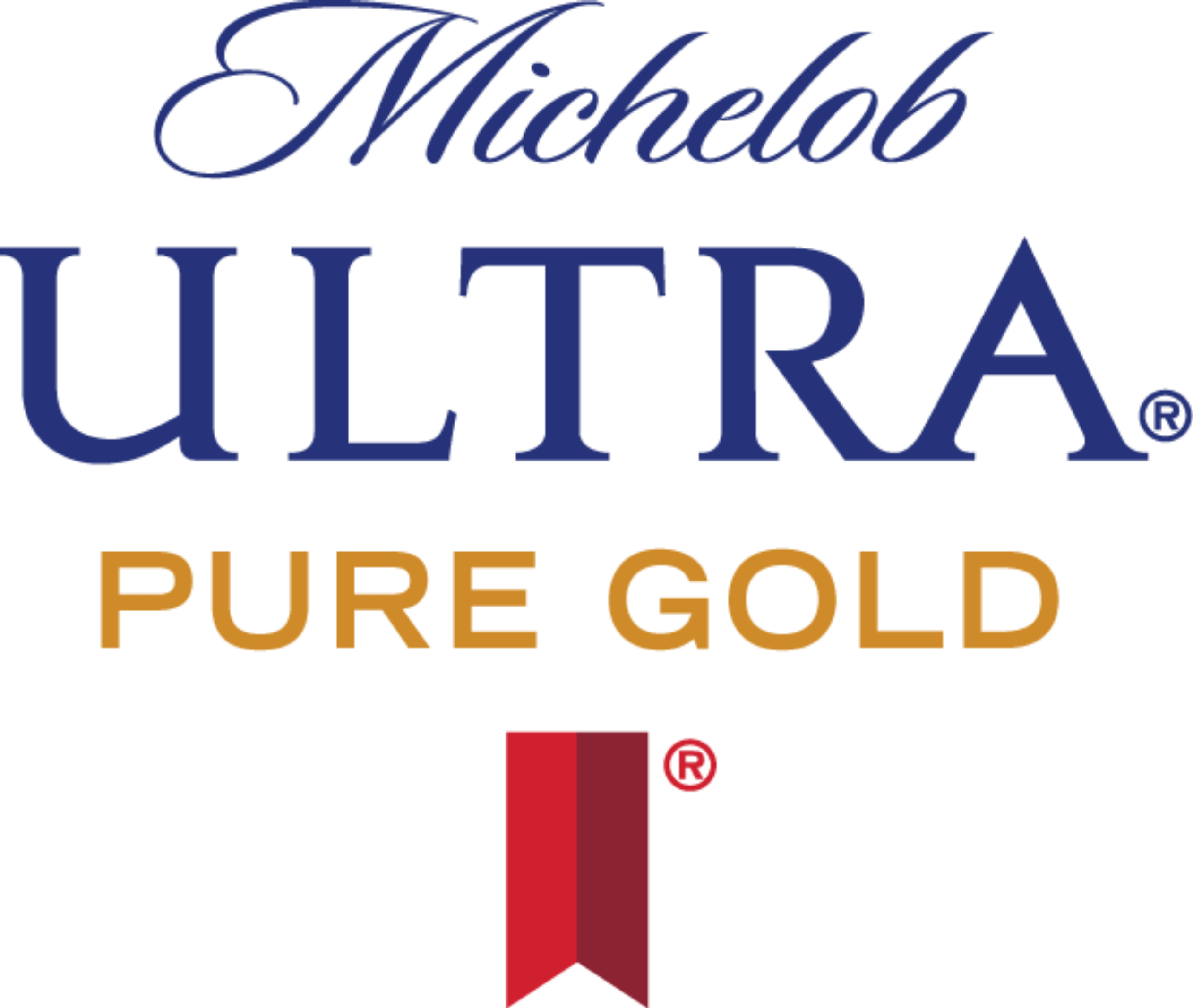 Michelob Ultra Pure Gold Penn Beer